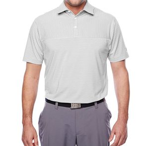 Under Armour Men's Playoff Striped Polo Shirt