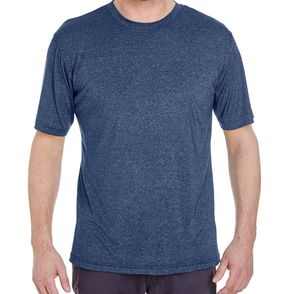 UltraClub Cool & Dry Heather Performance T-Shirt